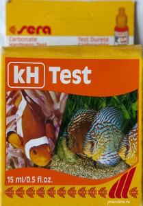 Тест на KH Sera