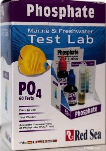 Тест на PO4 Red Sea